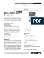 Series EMVII-6400SS Specification Sheet