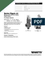 Series Figure 41 Specification Sheet