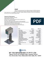 RHSD-7.5 Product Brochure