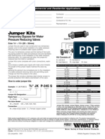 Jumper Kits Specification Sheet