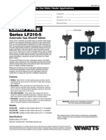 Series LF210-5 Specification Sheet