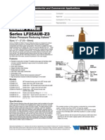 Series LF25AUB-Z3 Specification Sheet