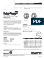 Series LF3110 Specification Sheet