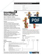 Series LFTWH Specification Sheet