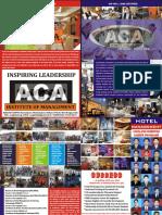 ACA Brochure 2019