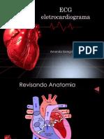 Trabalho sobre ECG - Eletrocardiograma