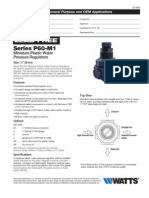 Series P60-M5 Specification Sheet
