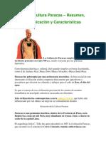 Nasca Paracas 1