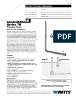 Lead Free Series TR Specification Sheet