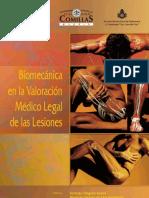 BIOMECANICA EN LA VALORACION MEDICO LEGAL DE LAS LESIONES