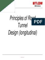 21 Road Tunnel Design