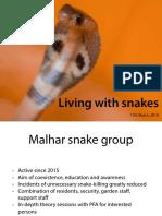 Living With Snakes_Malhar20181