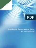 Estructuras de Datos Introducción