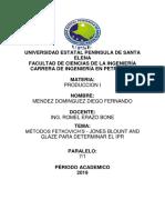 MÉTODOS FETKOVICH'S - JONES BLOUNT AND GLAZE  PARA DETERMINAR EL IPR.docx