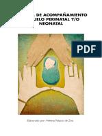 Acompañamiento perinatal y neonatal