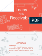 loan and receivable