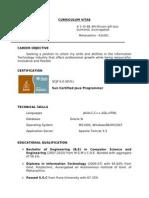 Pradeep Sun Certified Java Programmer