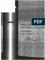 Unit 01-03-1st Ed. RDS (IADC-PETEX) - Drill String and Drill Collars