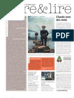 Livre et Lire numéro 256 - Novembre 2010