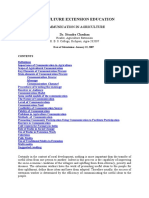 PDF Communication in Agriculture.pdf