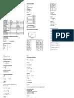 Pc1 Formulas