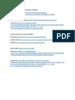 Direcciones de Desarrollo Sostenible y Sustentable