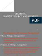 Lecture 3 Strategic Hrm