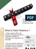 Public Relations Intro