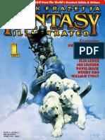 Frank Frazetta Fantasy Illustrated 1