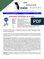 Sub-station Automation Usin Scada