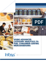 Advanced Analytics to Fuel Consumer-Centric Merchandising