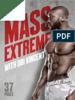 Mass Extreme PDF