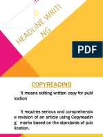 Docslide.net Copyreading and Headlinewritingpowerpoint