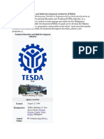 tesda researhed