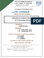 Amelioration Du Rendement Chim - Salma LAHRECHE_4019