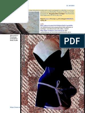 Die guten Ideen würdigen Cest Stefan tym bohatym M4 Co na krzyzu von Mikolaj Rej z Naglowic SSetKh von Stefan Kosiewski PDO277 ZR 20190721 ME SOWA scalone