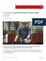 The Jeremy Corbyn Story_ Profile of Labour Leader - BBC News(1)
