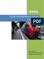 Tour Packaging & Sales Strategy
