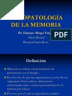Psicopatología Memoria Unfv