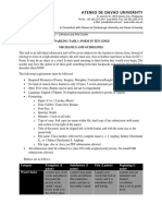 Creative Writing AdDU SHS Coursepack