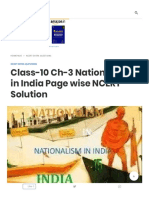 Class-10 Ch-3 Nationalism in India Page Wise NCERT Solution
