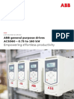 ABB ACS560 description