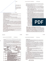 Settlement Notes