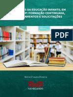 Professores da educação infantil em Sorocaba/SP
