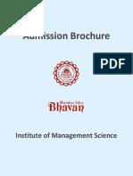 Bharatiya bidya bhavan management paper