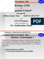 Wireless ATM and Congestion Control