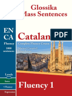 Catalan language learning