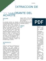 136716466 Extraccion Del Colorante Del Achiote