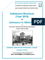 Information of MBA & MCA