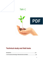 Technical Study and Field Tests